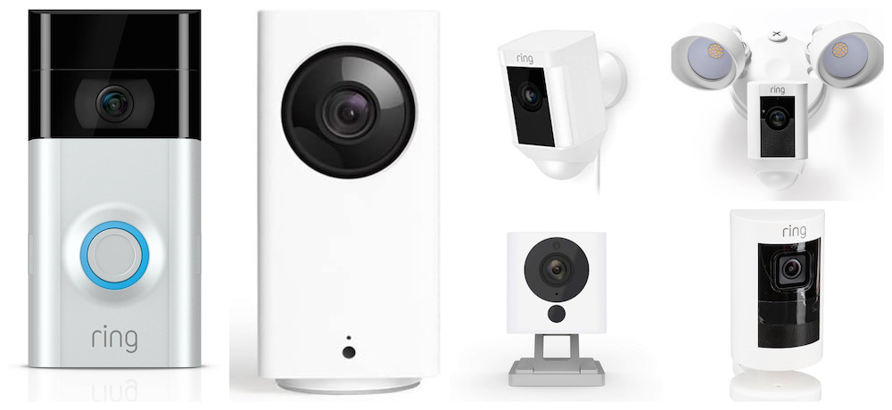 What Do-It-Yourself cameras or security system should I get for my home