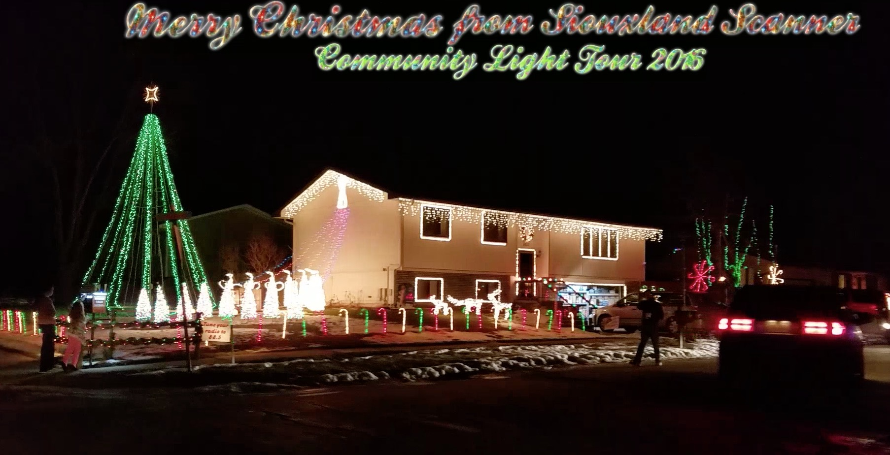 Siouxland Scanners Community Light Tour 2016