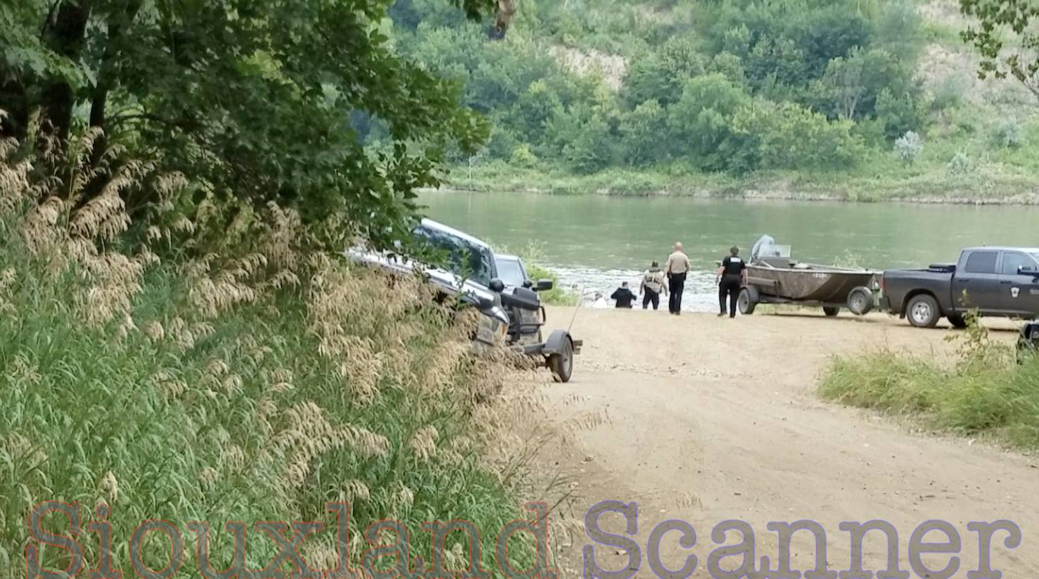 Search underway at Burbank Beach on Missouri River near Elk Point for missing swimmer
