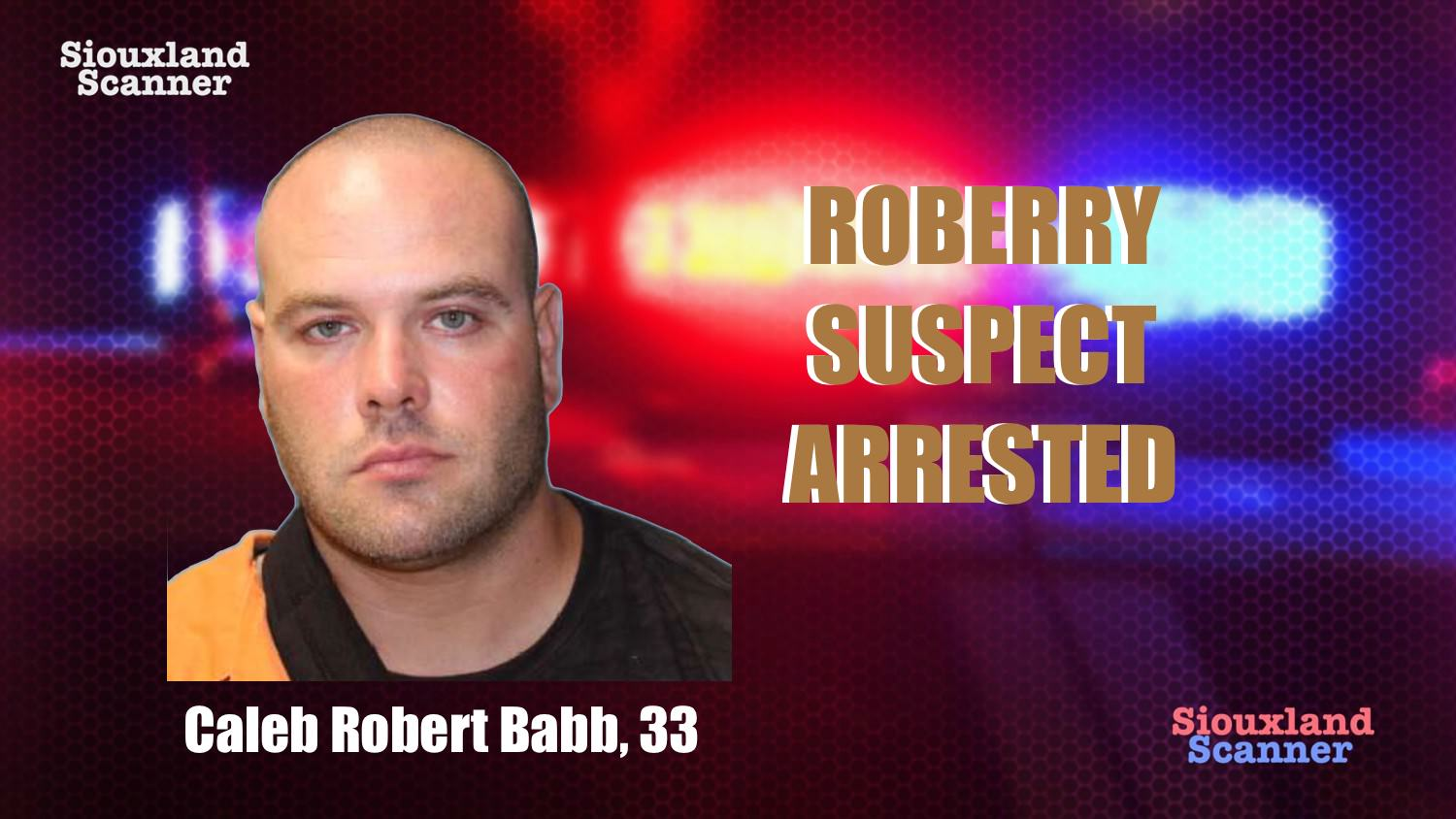 Suspect in two Sioux City and one Mitchell robberies arrested