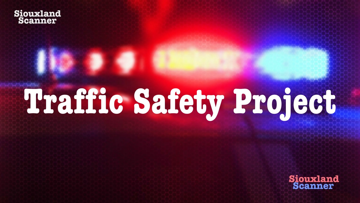 Inner City Traffic Safety Project Sioux City November 2017