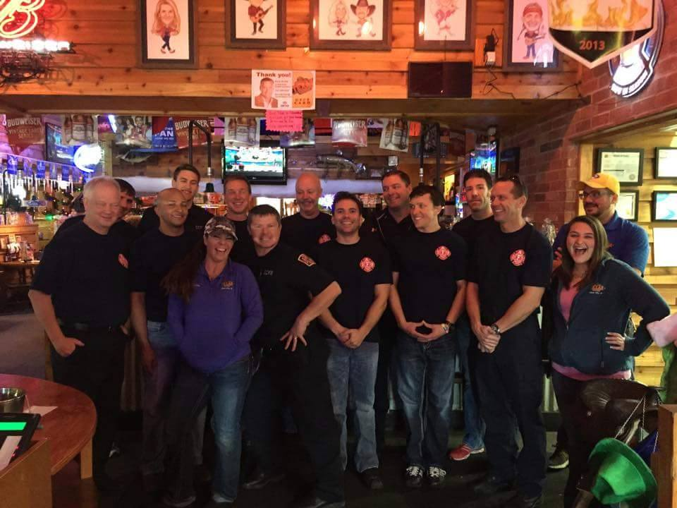Sioux City IAFF #7 Firefighters raising money with free lunch at Texas Roadhouse Monday