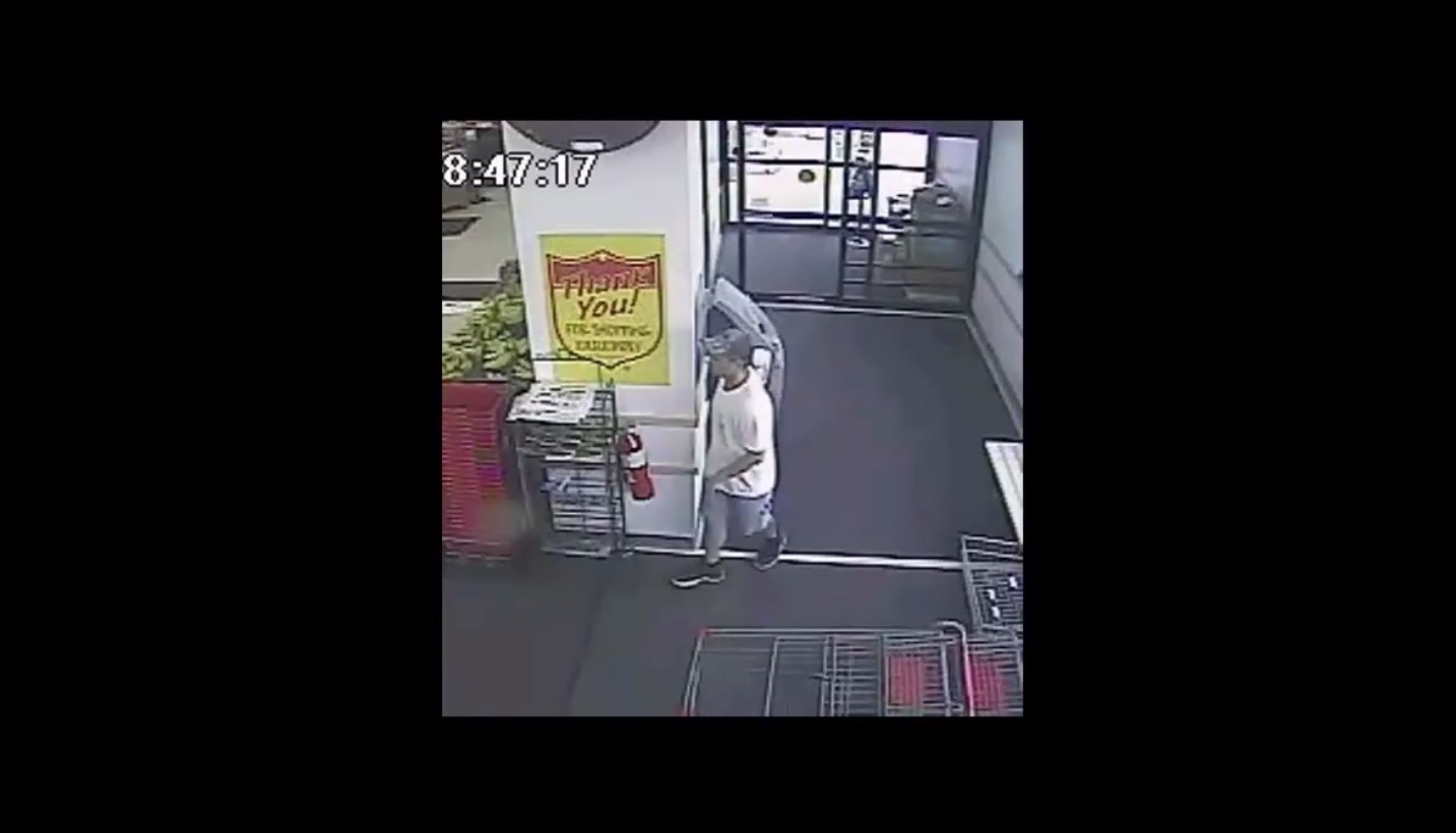 Customer forgets wallet next customer steals wallet and uses credit cards