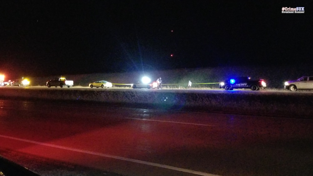 Officer Involved Shooting Interstate 29 near Beresford South Dakota
