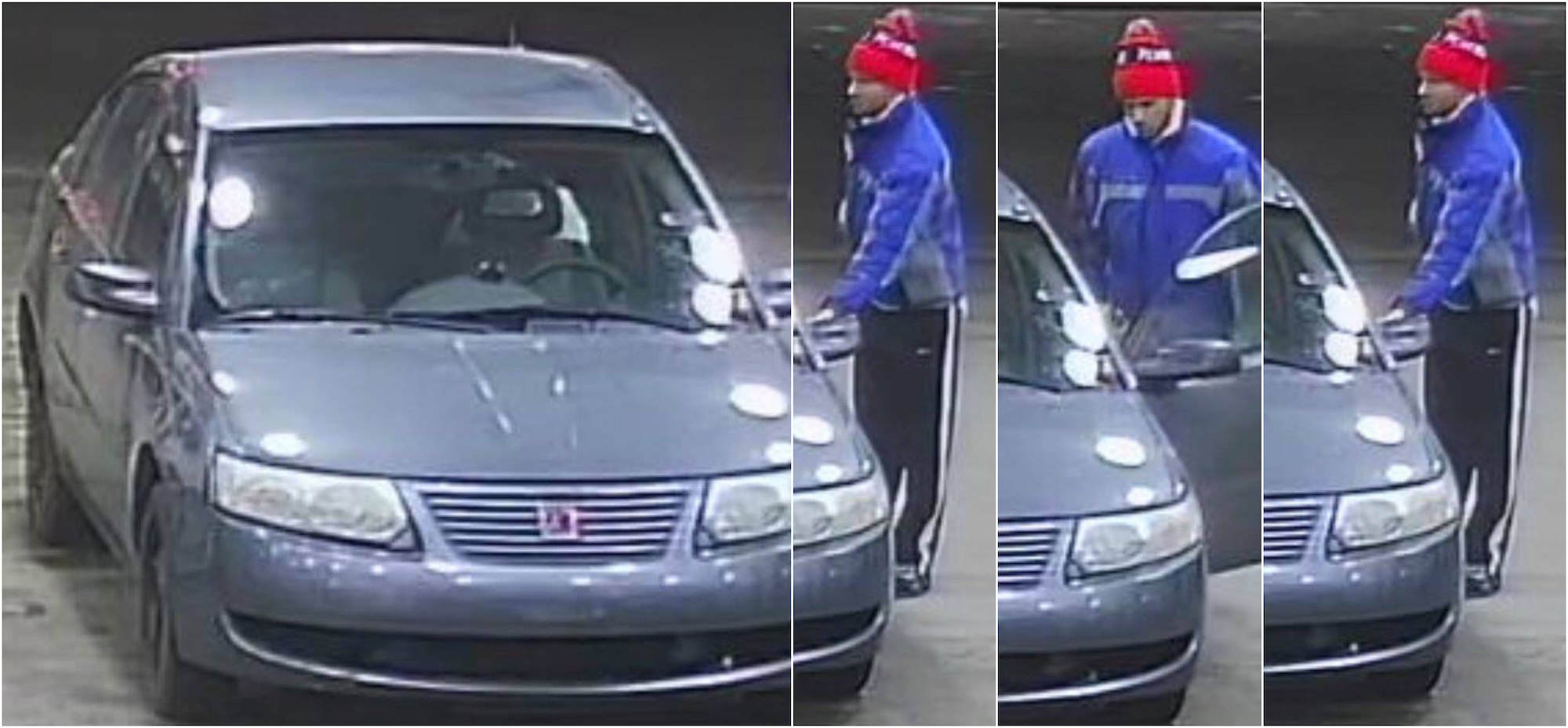 Vermillion Police searching for Friday morning attempted robbery suspect