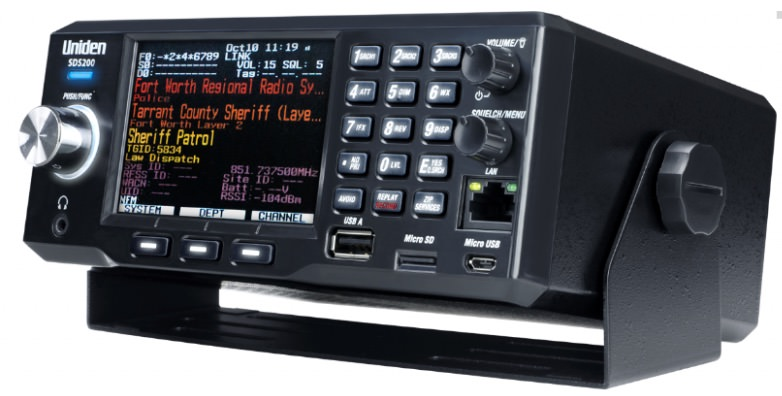 Live Fire and EMS Scanner Radio Player in Siouxland