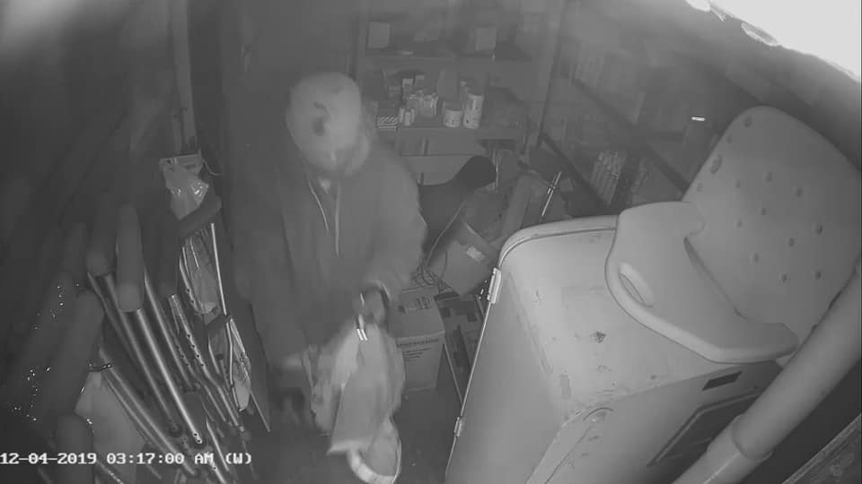 Akron pharmacy burglarized early Wednesday police looking to ID suspect from photos and video