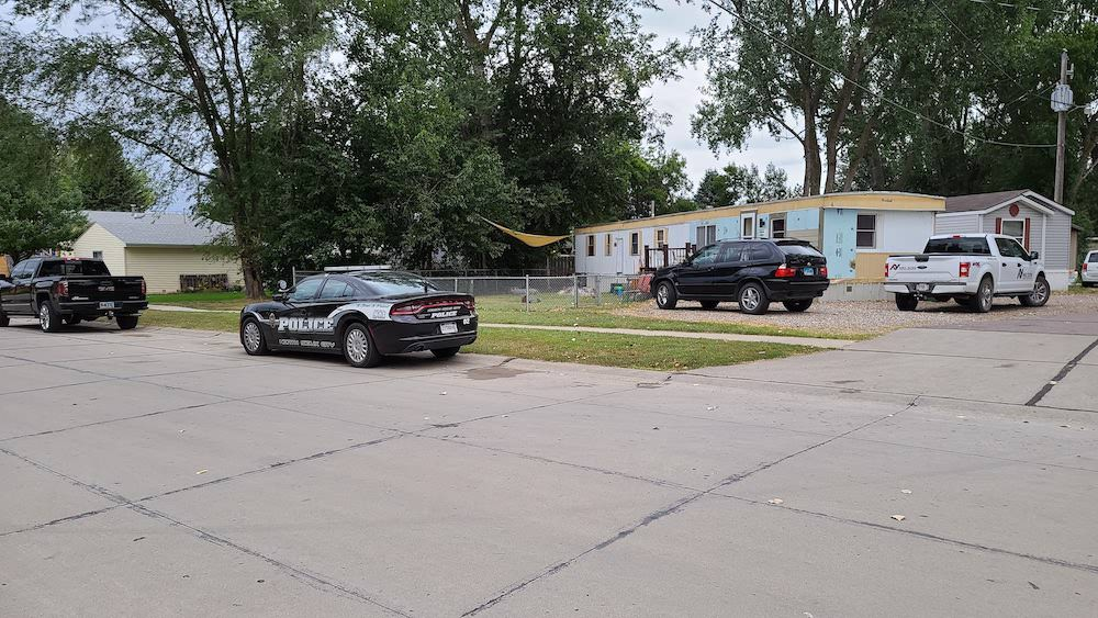 Infant dies at North Sioux City mobile home Monday DCI Investigating