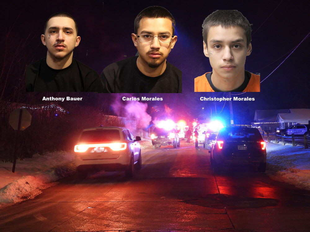 Two more teens arrested in the death of teen at Morningside New Years Party in Sioux City