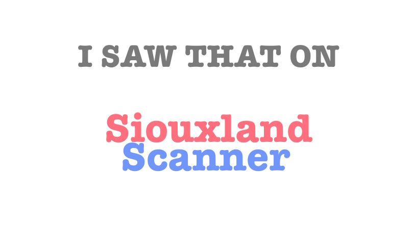 How to Support Siouxland Scanner