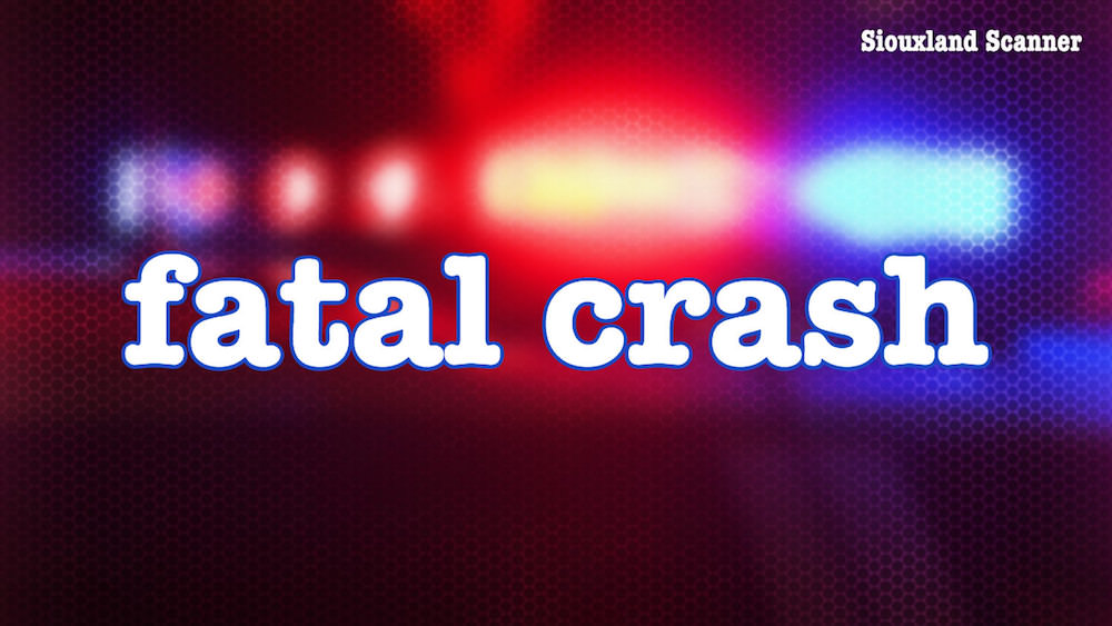 Fatal rollover crash near Hornick early Friday morning