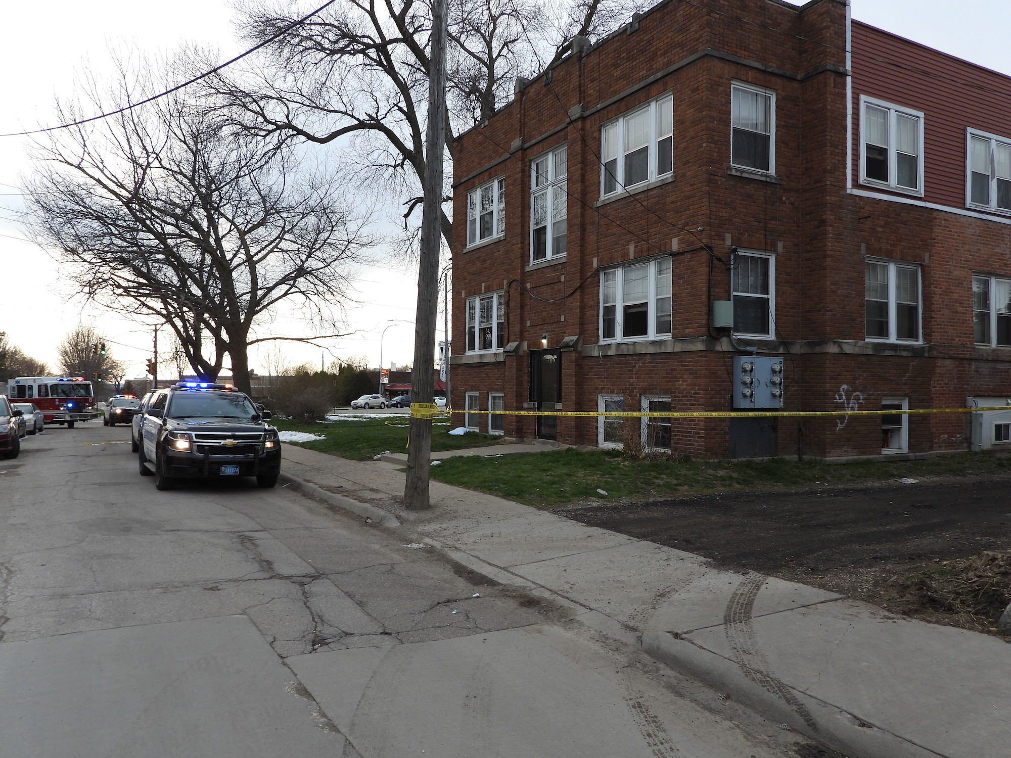 Man charged with murder after Tuesday evening stabbing in Morningside