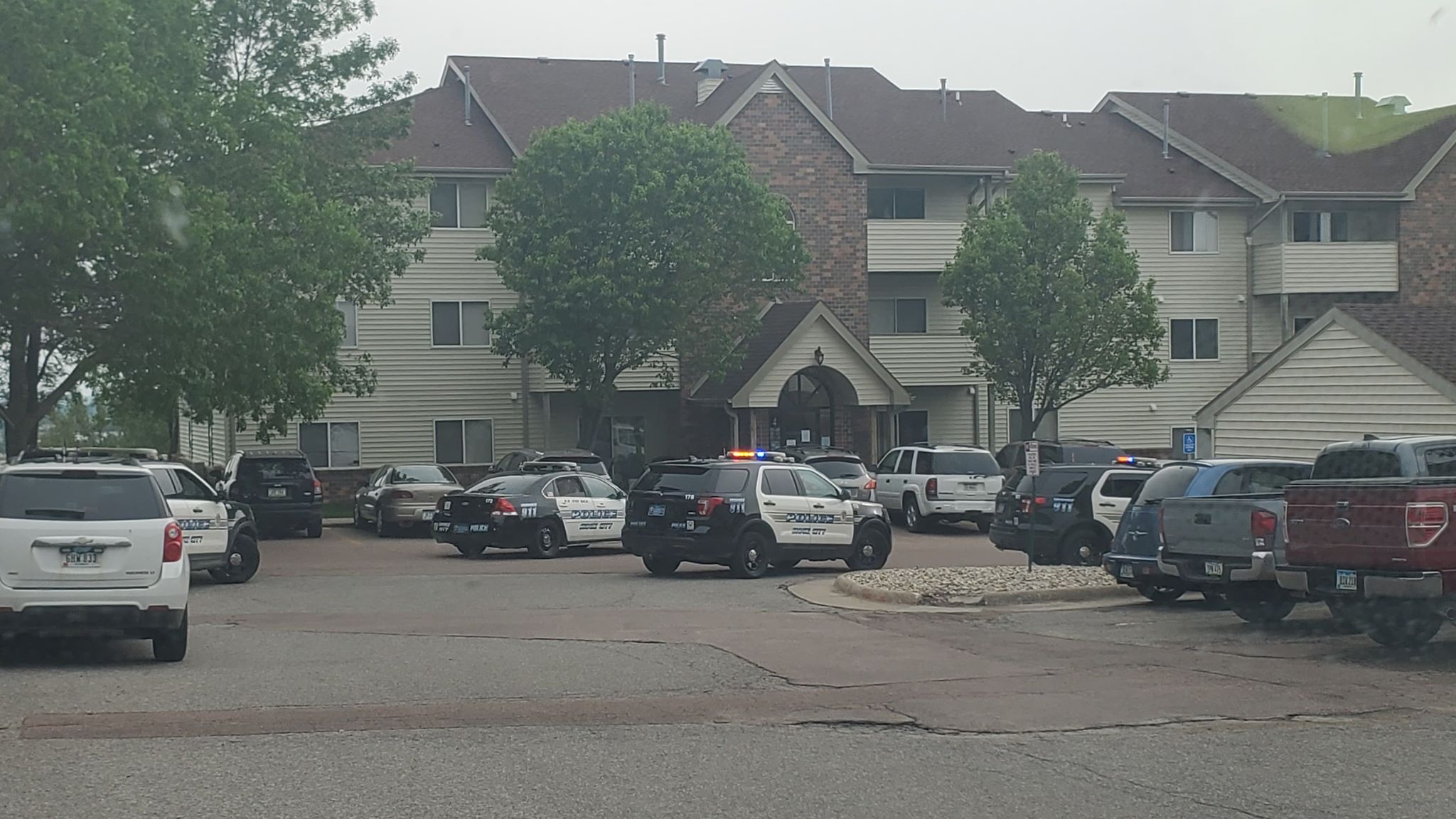 No Injuries at Prestwick Apartments After Accidental Weapon Discharge