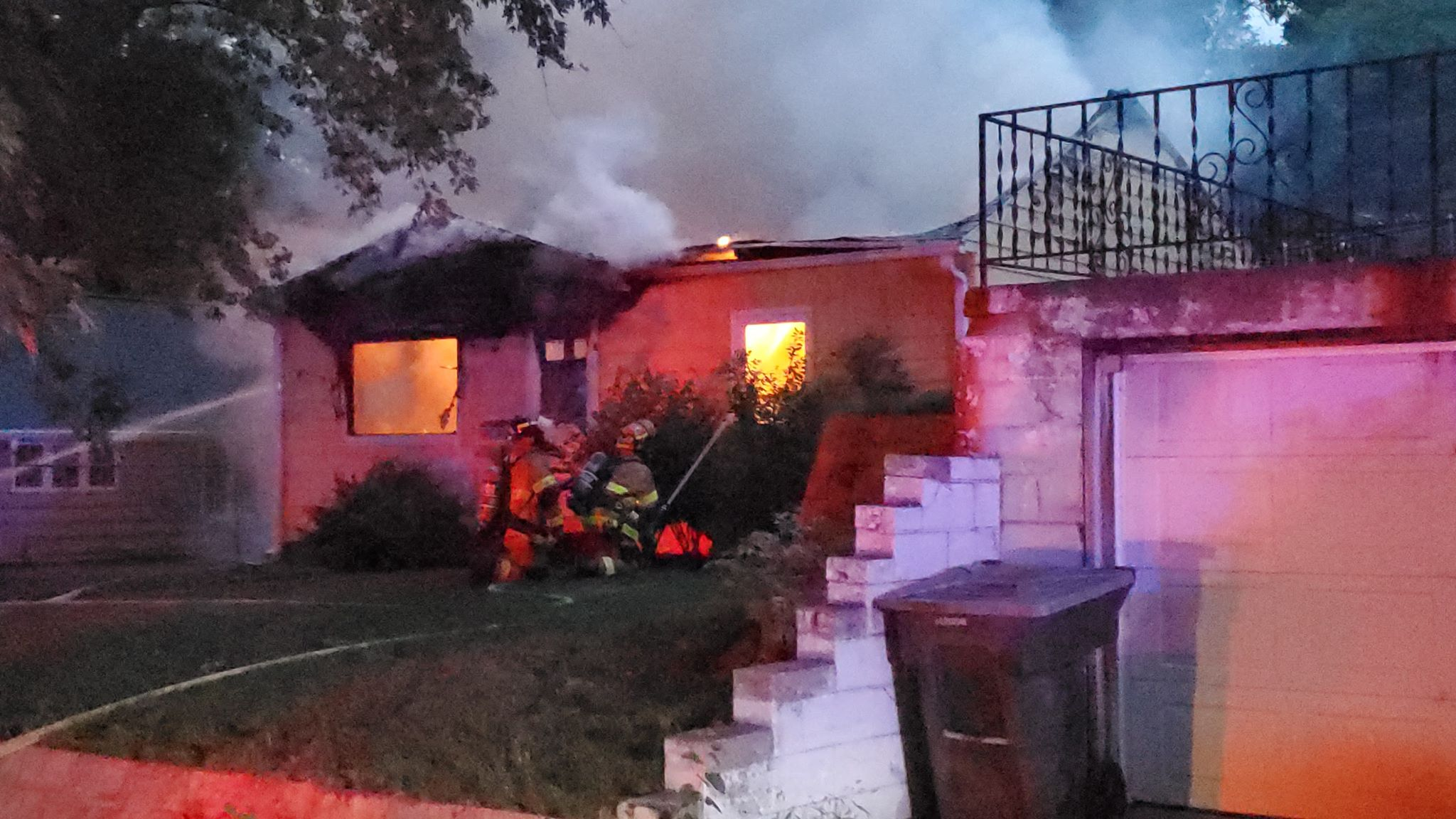 One Pet Perishes After Early Morning House Fire