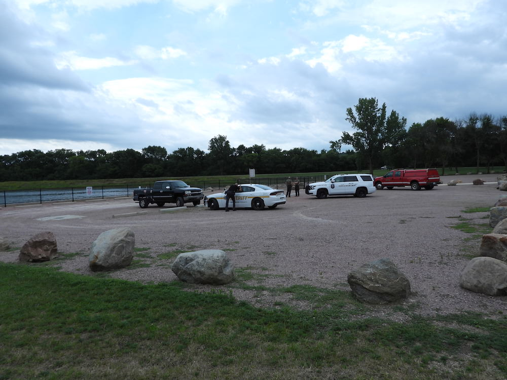 Crews respond to Little Sioux Park for reports of a 12-year-old drowning