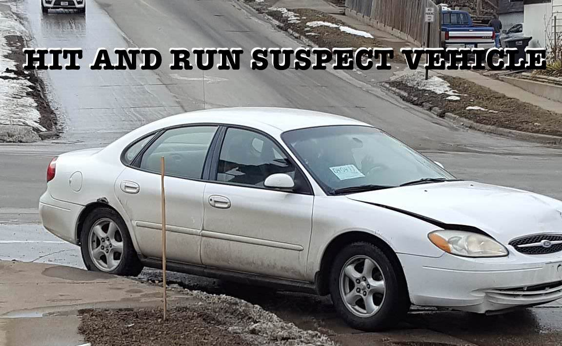 LOCATED Hit and Run Suspect Identification Needed