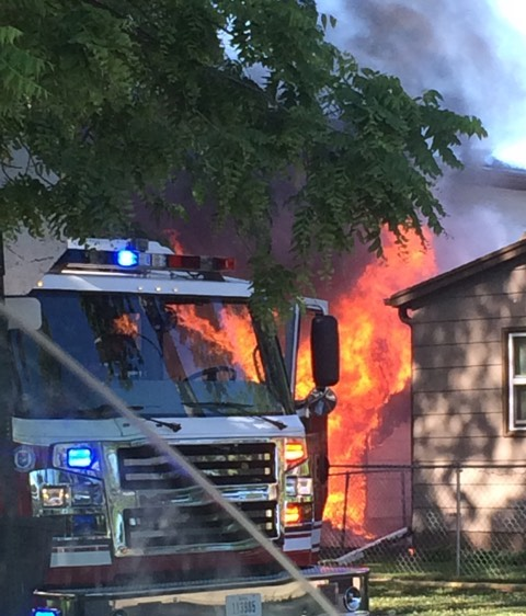 Family pets parish in Sioux City Riverside Neighborhood House Fire