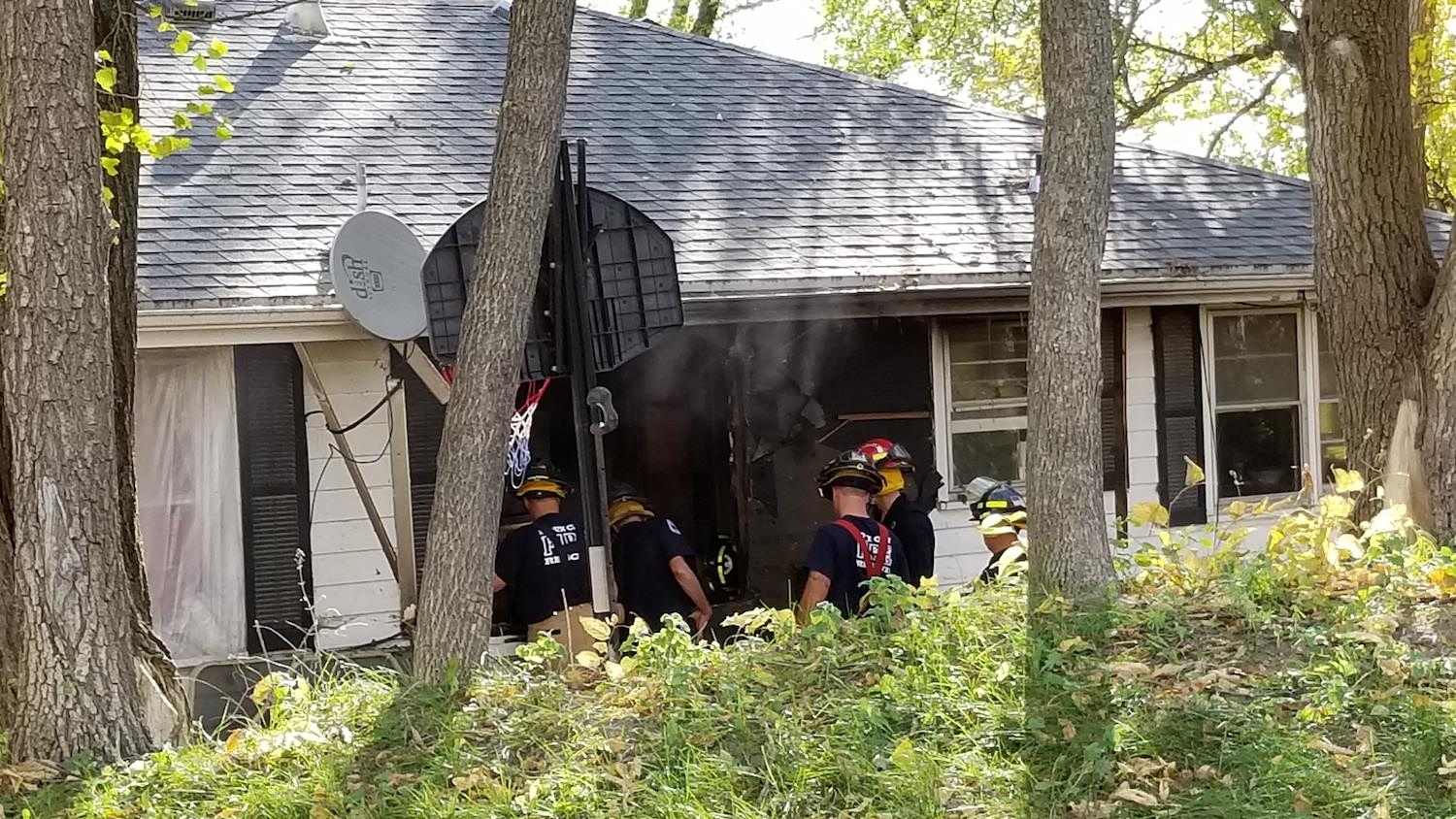 Clothes dryer causes fire at 2005 West 14th in Sioux City Fire Department says