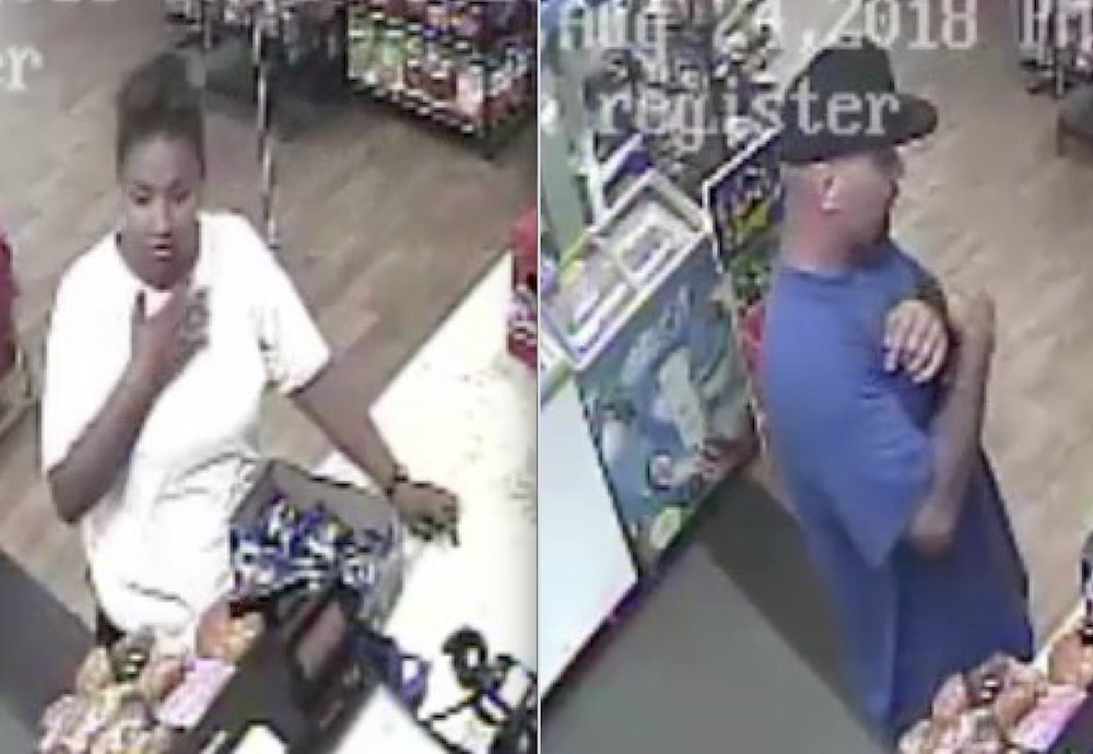 Suspects wanted for using stolen debit card in Sioux City