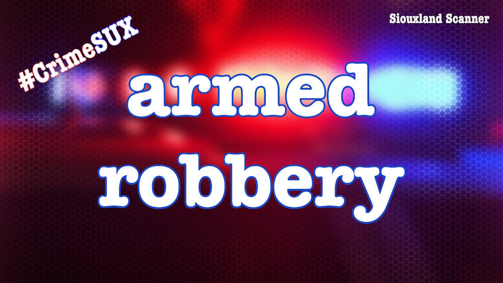 Armed robbery reported at Morningside Pump N Pac