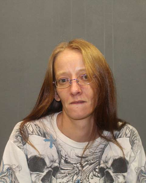 Christine Marie Martin Arrested In Woodbury County Iowa Siouxland Scanner