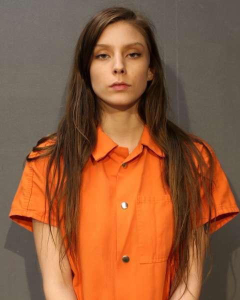 Brittany Tate Verdoorn Arrested In Woodbury County Iowa